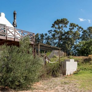 Tanagra Wine & Guestfarm - Loft Cottage